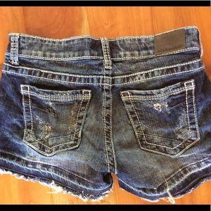 BKE Shorts - BKE denim Sabrina denim shorts size 27